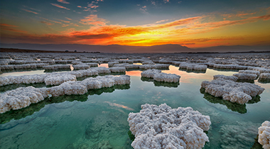 Jordania Fascinadora y Mar Muerto *