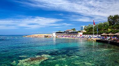 Leyendas de Turquía con Playa