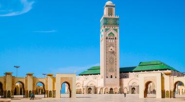 Capitales Imperiales desde Casablanca