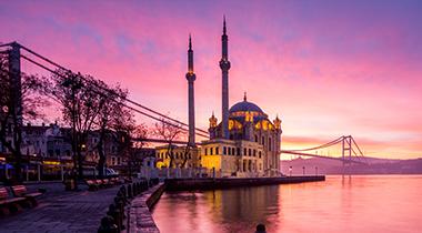 Estambul en 5 Días - Puente de diciembre