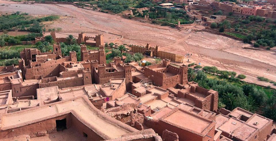 Marruecos del Sur y Kasbahs sin vuelos