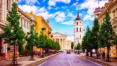 Escapada a Vilnius