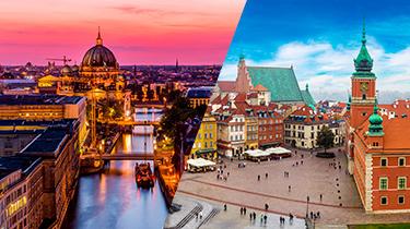 Berlín - Varsovia (5D/4N)