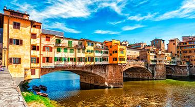 Roma -Florencia 6 días