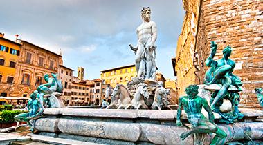 Florencia -Venecia 7 días