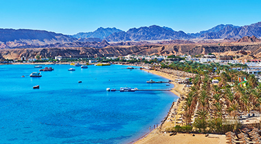 Isis + Sharm El Sheikh