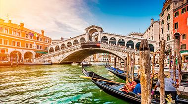 Roma-Florencia-Venecia