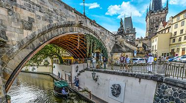 Escapada a Praga 4 días
