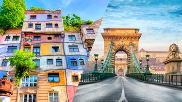 Viena-Budapest - 7 días