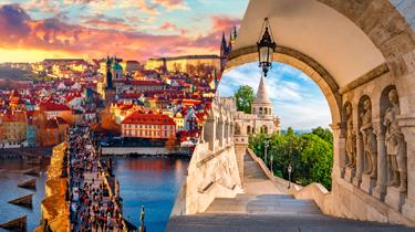 Praga-Budapest - 7 días