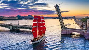 Escapada a San Petersburgo