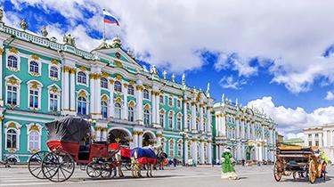 Escapada a San Petersburgo T.I.