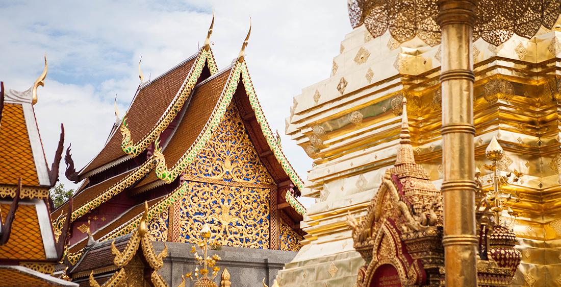 Triángulo de oro con Phuket