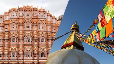 India y Nepal Clásico *