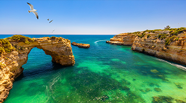 Escapada media pensión Algarve