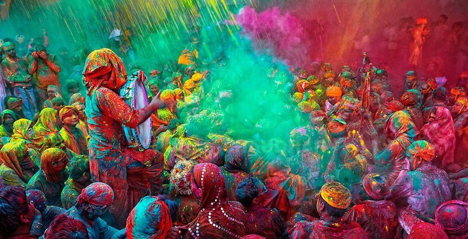 Festival de Colores Salida Única 25 Feb