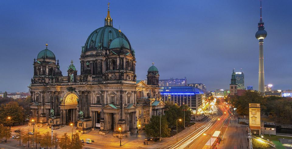 Escapada Berlín cultural y Dresde