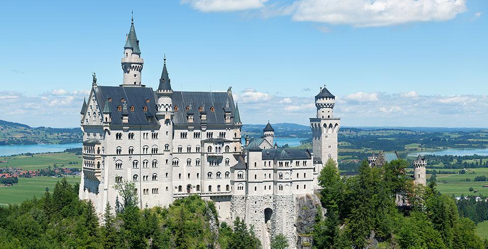 Escapada Múnich y Castillos