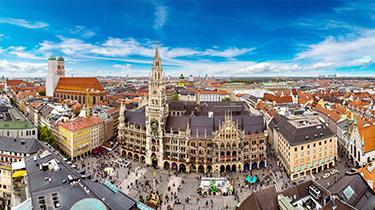 Escapada Múnich Histórico