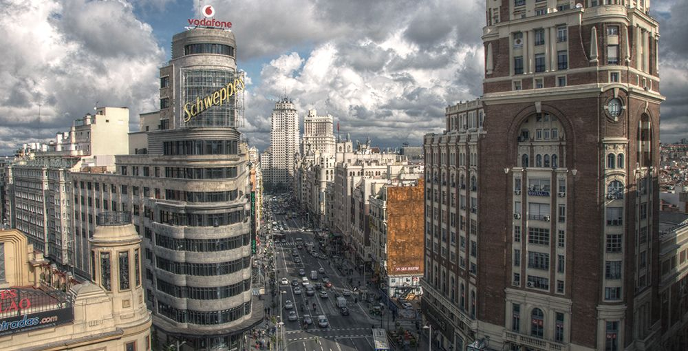 Escapada Madrid