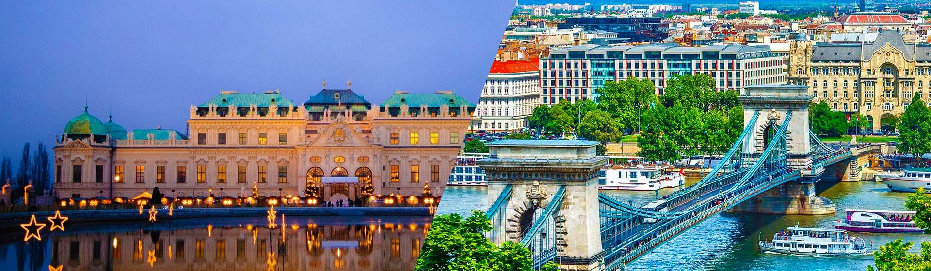 Viena-Budapest - 5 días