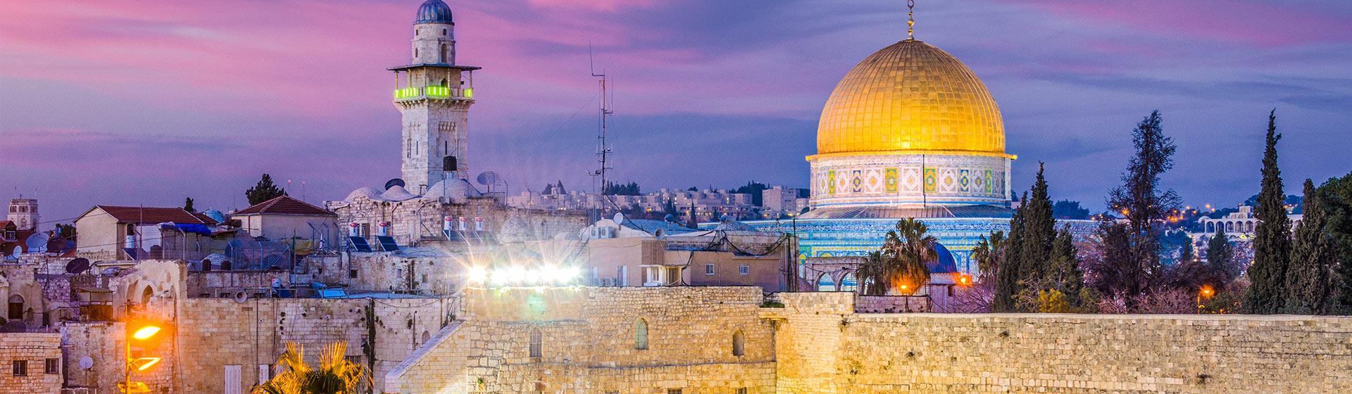 Estancia en Jerusalén