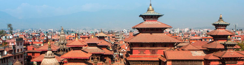 India y Nepal Exótico