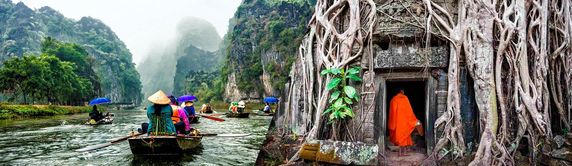 Vietnam Esencial y Angkor