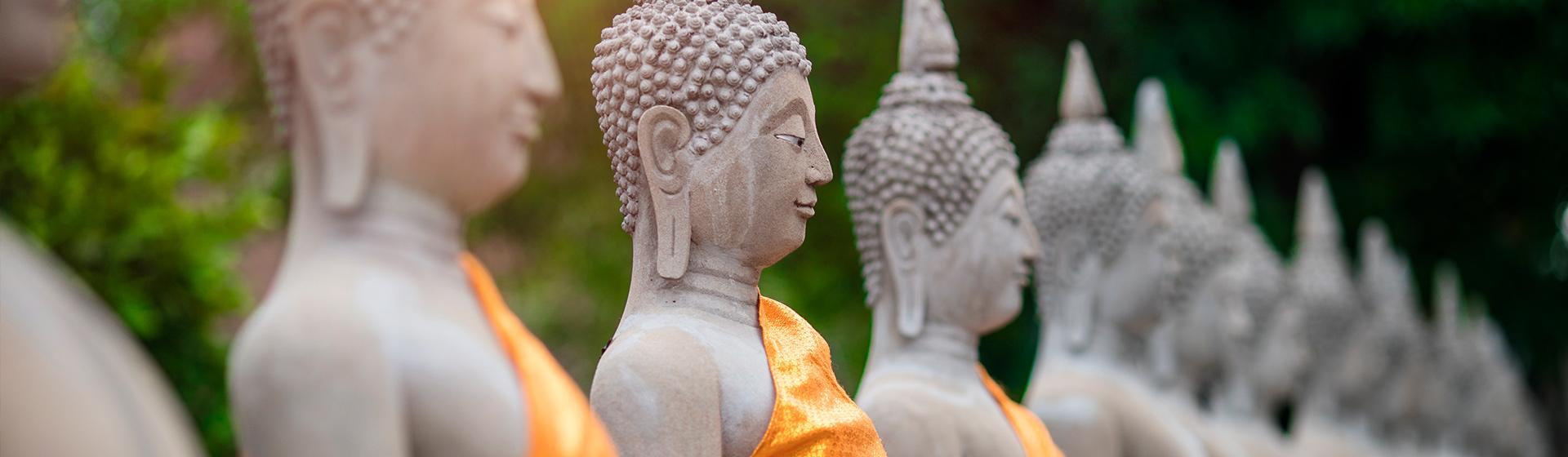 Descubre Thailandia