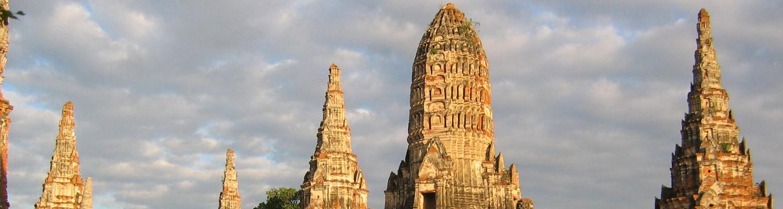 Capitales De Siam