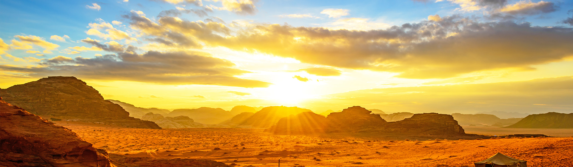 Jordania Fascinadora, Wadi Rum y Mar Muerto