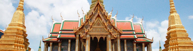 Bangkok De Norte A Sur y Krabi