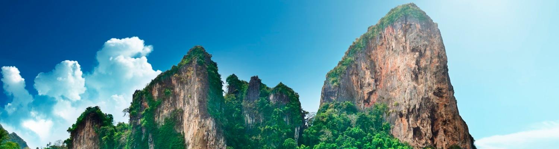 Capitales De Siam y Krabi