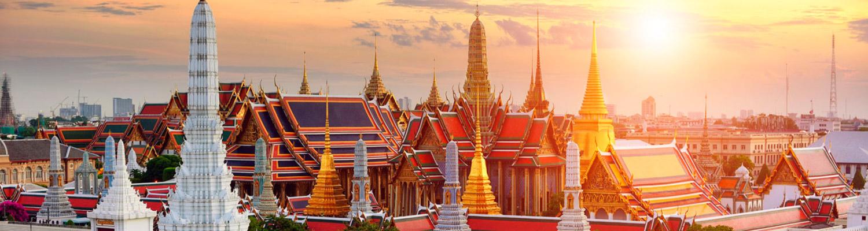 Estancia Bangkok y Koh Samui