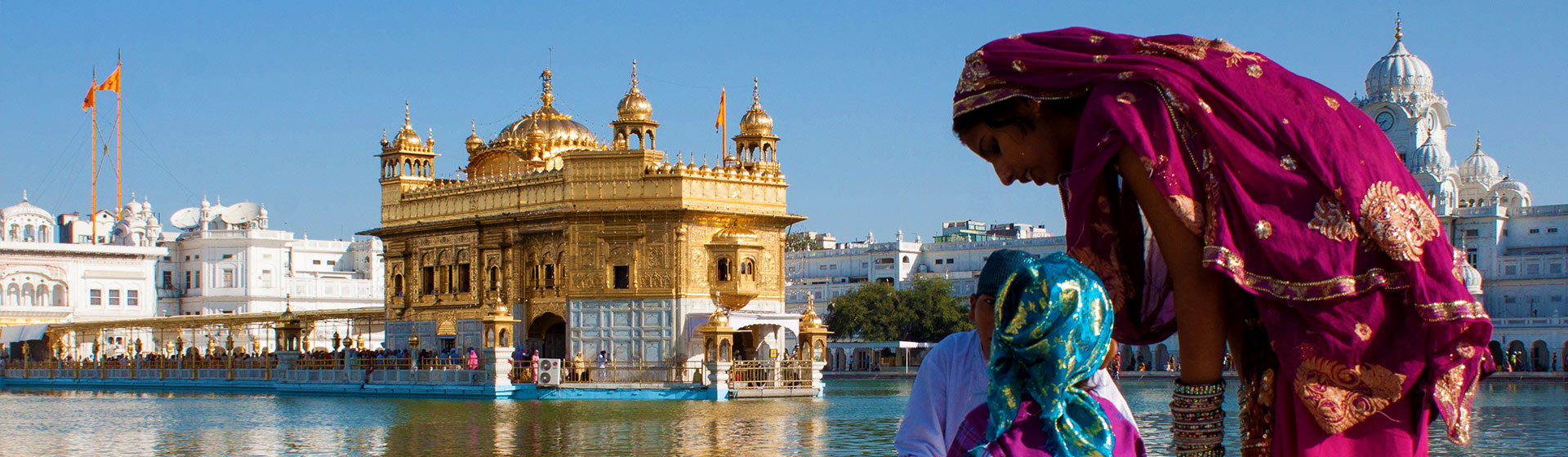 Triangulo De Oro Con Amritsar