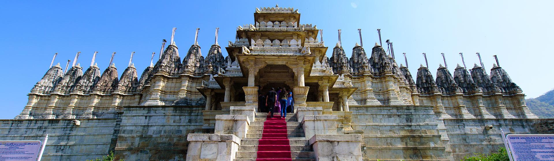 Triangulo De Oro Con Udaipur