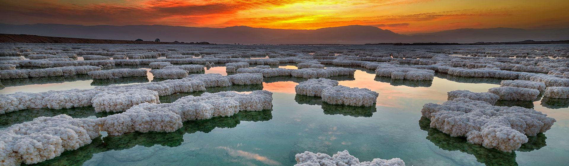 Jordania Fascinadora y Mar Muerto