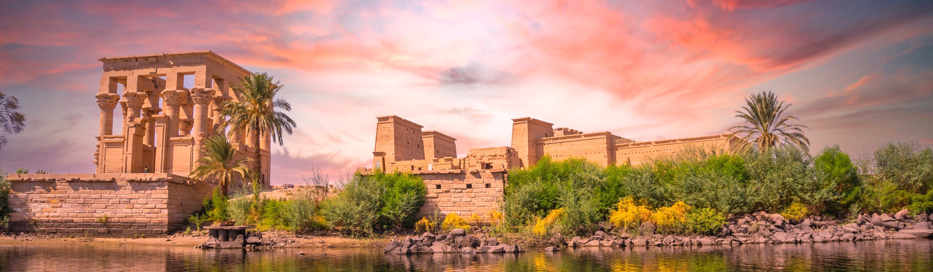 Maravillas Del Nilo