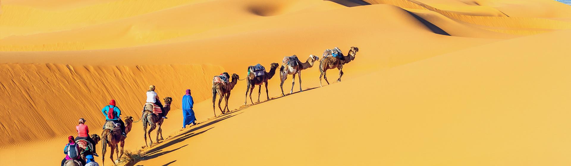 Puerta del Desierto con vuelos