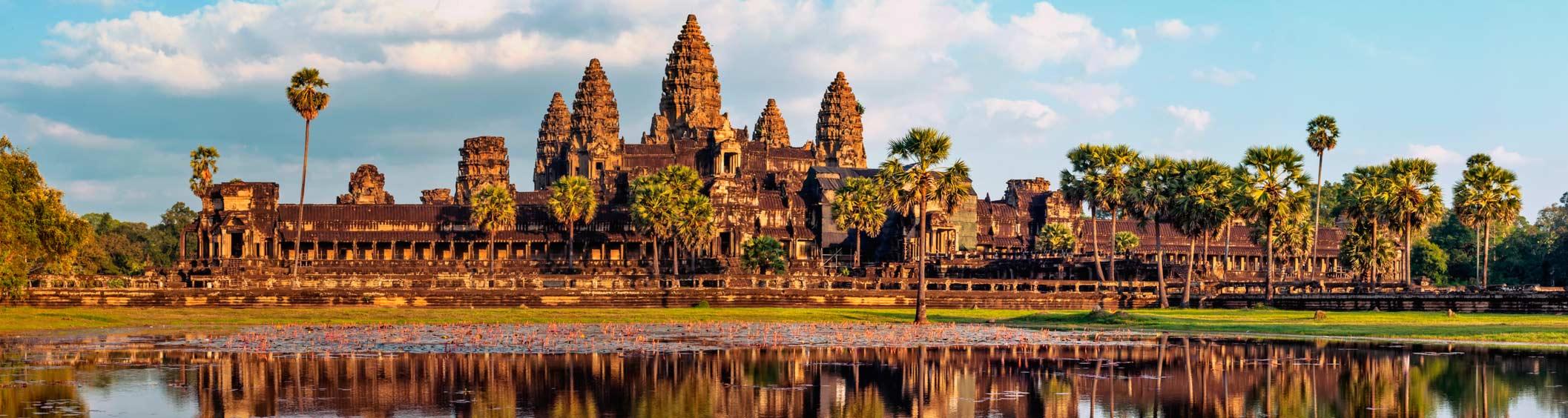 Vietnam al Completo y Siem Reap