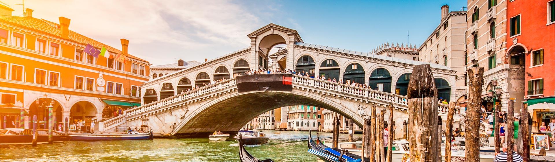 Roma - Florencia - Venecia