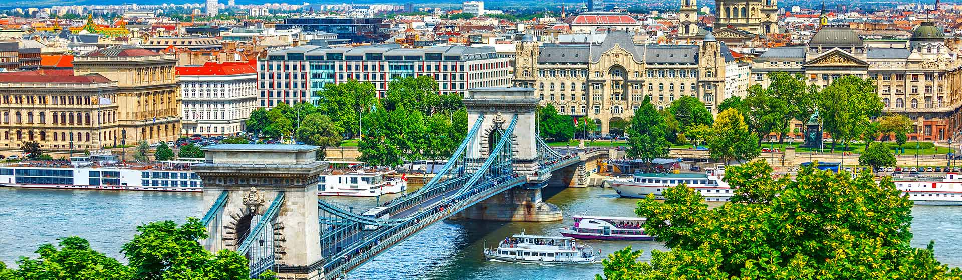 Escapada Budapest 3 Dias/ 2 Noches