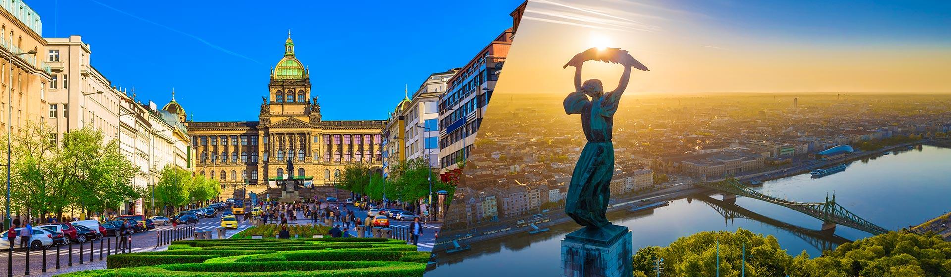 Praga -Budapest - 5 días