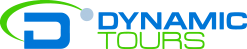 Logotipo Dynamic Tours